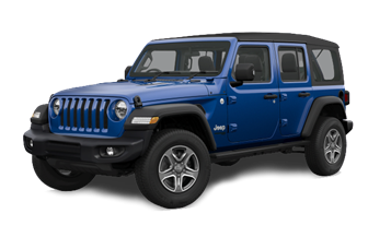 OFFER AVAILABLE ON JEEP WRANGLER SPORT S