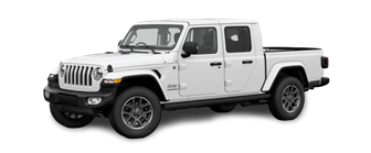 Offer available on Jeep Gladiator Overland